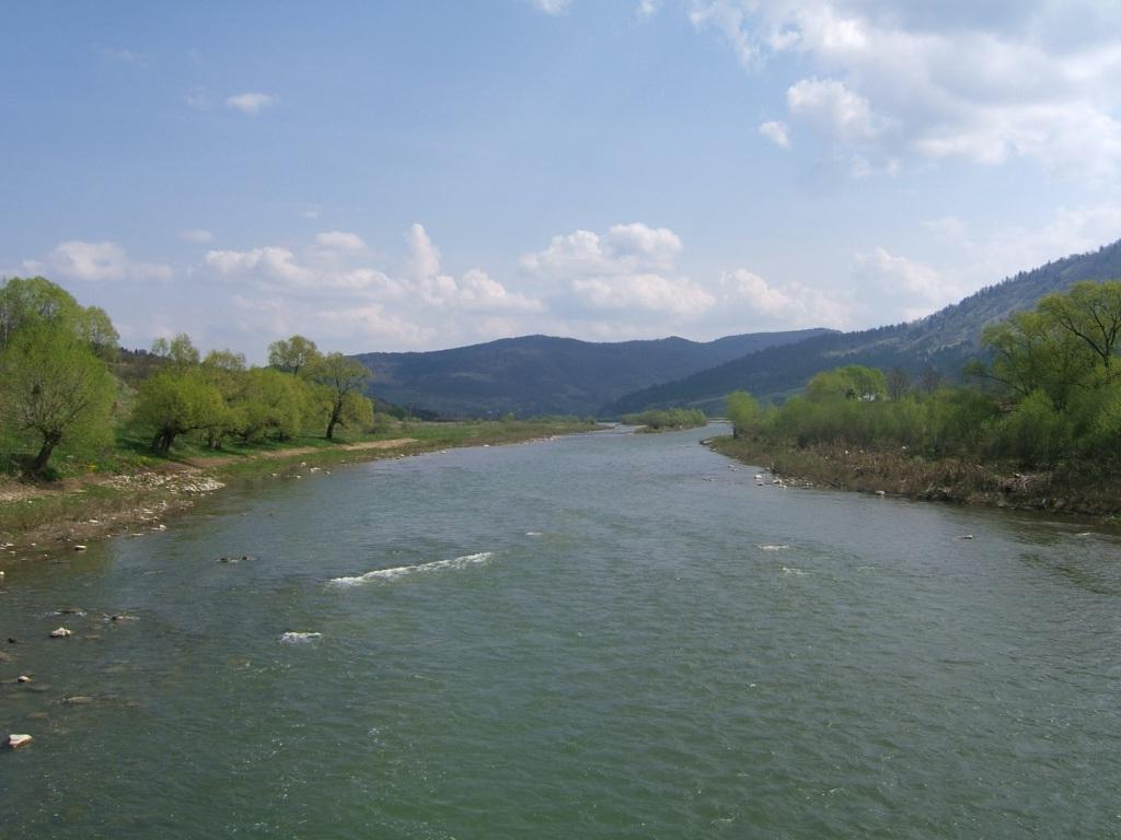 О реке Стрый