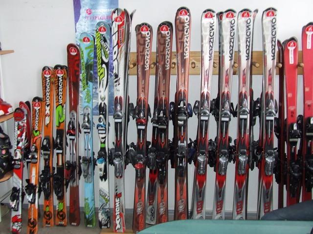 Как подобрать горные лыжи нужной длины?