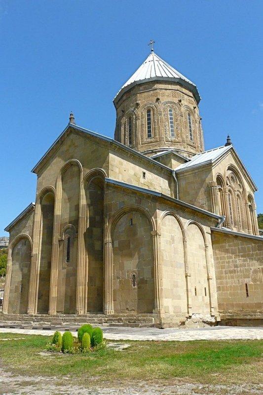 Женский монастырь Самтавро