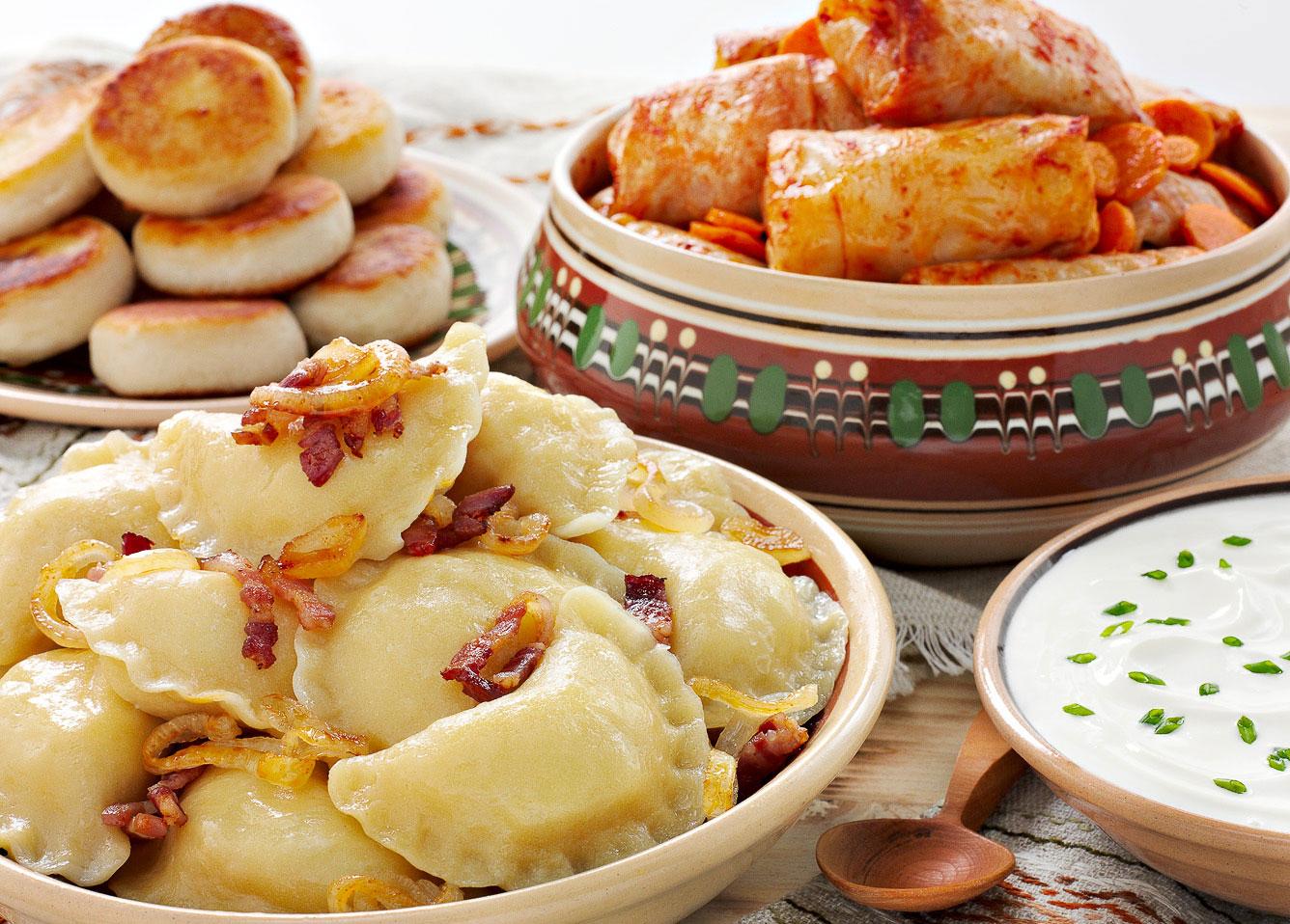 Отдых в Карпатах с питанием – знакомство с украинской кухней