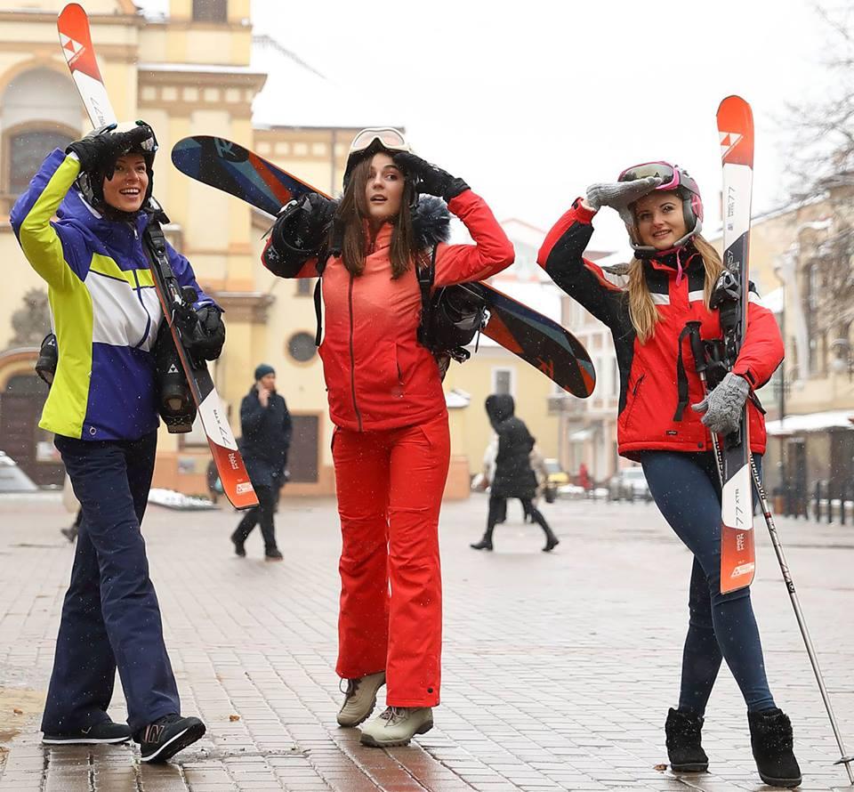 Отпуск зимой – куда поехать в Украине?