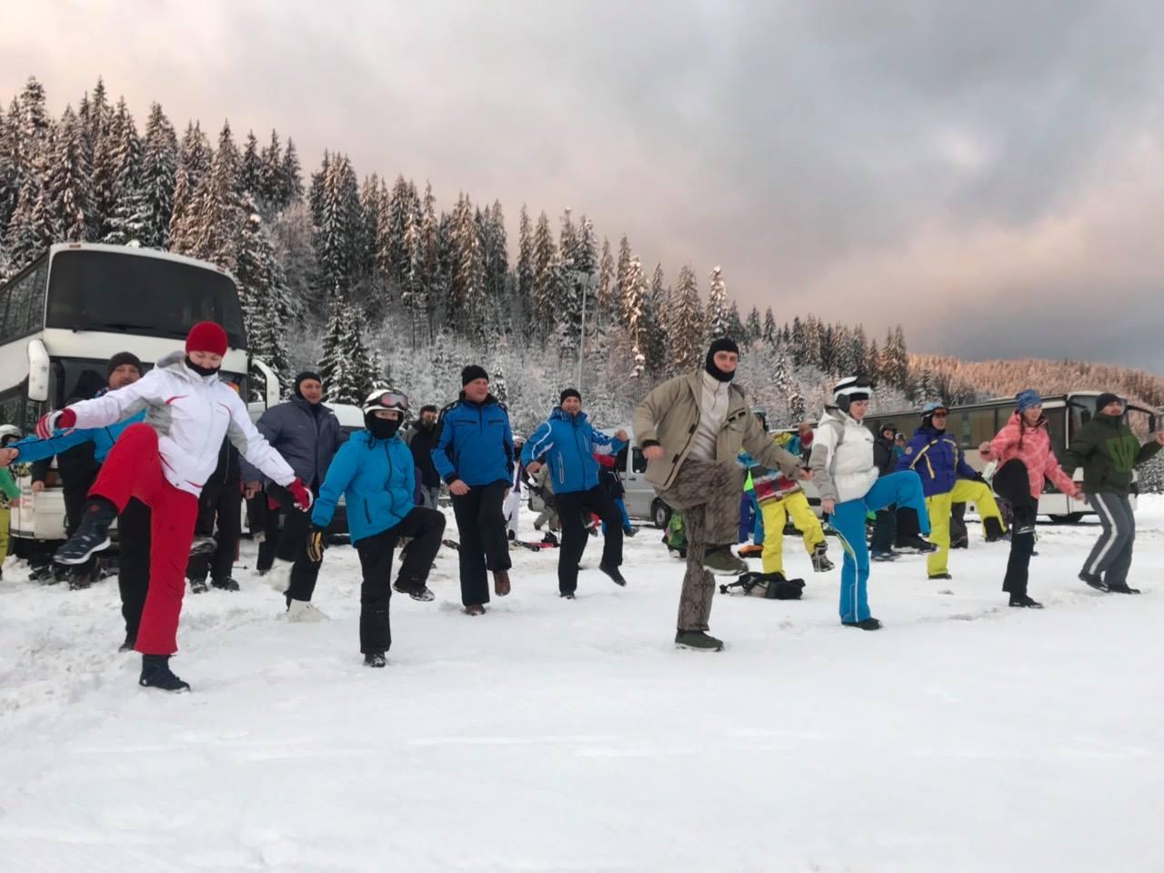 Лыжный отдых в Карпатах — обзор курортов