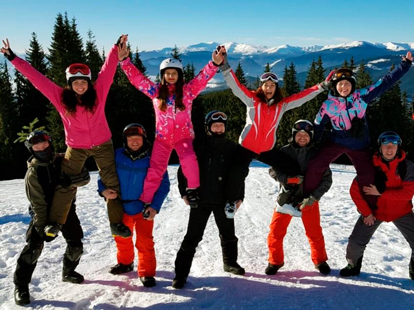 Новые Акционные ски-пассы 3 дня Буковель 2019 — 2020